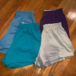 Soffe shorts m medium & s small sports athletes